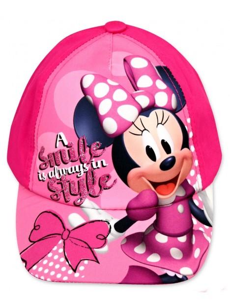 07671c4cc Dievčenská šiltovka Minnie Mouse (Disney) - ružová