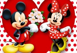 Mickey & Minnie Mouse - Disney