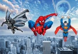 Filmoví a komiksoví hrdinovia