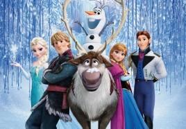 Ľadové kráľovstvo - Frozen